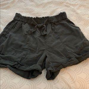 Aerie Paper Bag Shorts